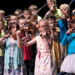 Homer OPUS Youth String Programs, spring 2020
