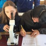 Center for Alaskan Coastal Studies Onboard Explorations program with Project GRAD, summer 2019